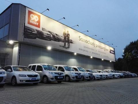 Fantastyczny Samochody używane na sprzedaż | Wypożyczalnia samochodów 99rent HA02